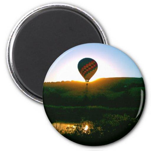 Eclipse Fridge Magnet