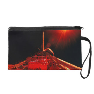 Eclipse from Space Wristlet