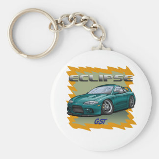 Eclipse_Green Key Chain