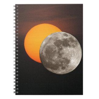 Eclipse Cuaderno