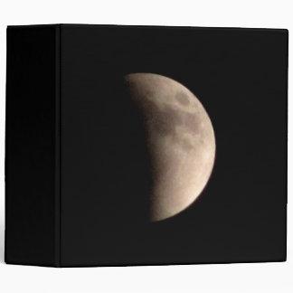 """Eclipse lunar con los cráteres carpeta 2"""""""
