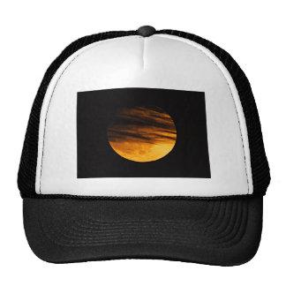 Eclipse lunar parcial gorra