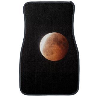 eclipse of the moon floor mat