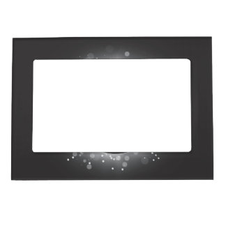 Eclipse of the sun magnetic picture frame