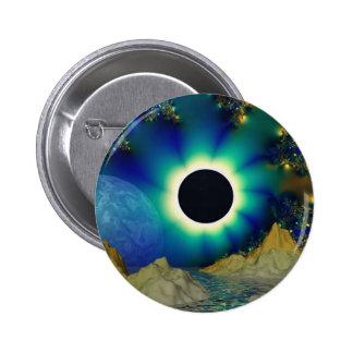 Eclipse Pin Redondo De 2 Pulgadas