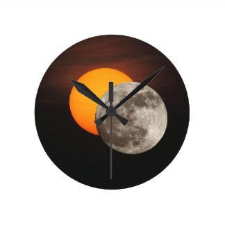 Eclipse Reloj