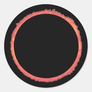 Eclipse_Sol-Sun Adesivo