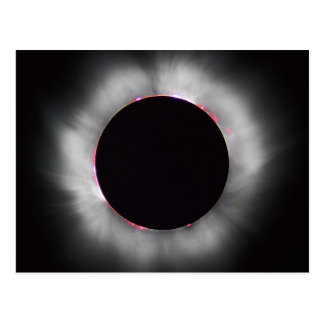 Eclipse solar, 1999 tarjeta postal