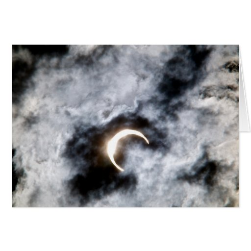 Eclipse solar 2012 felicitacion