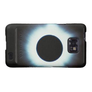 Eclipse solar galaxy SII funda