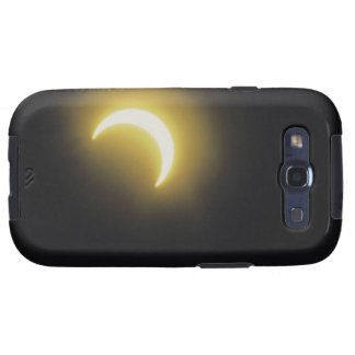 Eclipse solar galaxy SIII coberturas