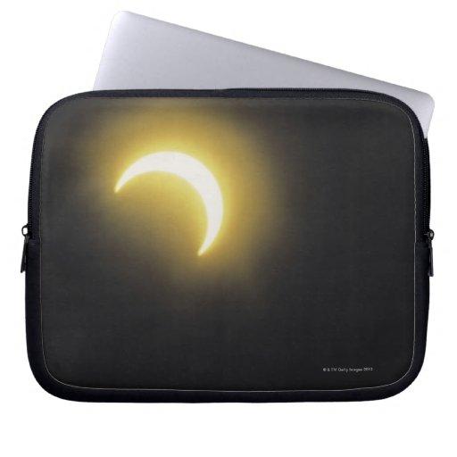 Eclipse solar funda ordendadores