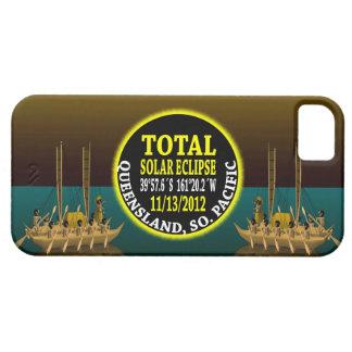 Eclipse solar total 11/13/2012 iPhone 5 carcasas