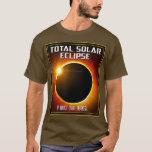Eclipse solar total de Indonesia (2016) Playera