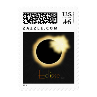 Eclipse Stamp