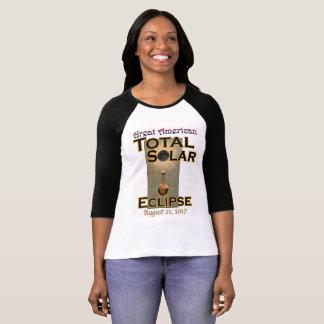 Eclipse Womens T-Shirt