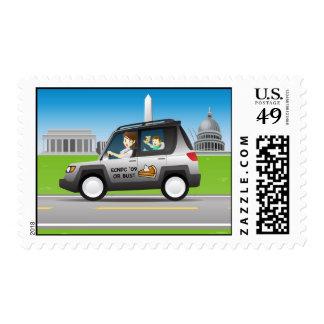 ECNPC 2009 stamp