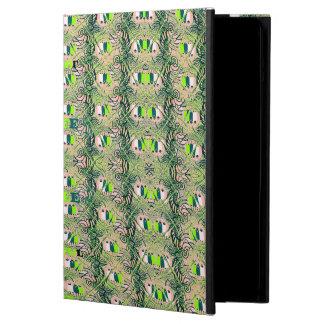 ECO Africa Graphic Text Art Design iPad Case