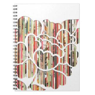 Eco Art Full Bloom Notebook