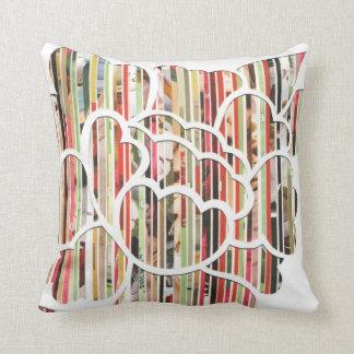 Eco Art Full Bloom Pillow