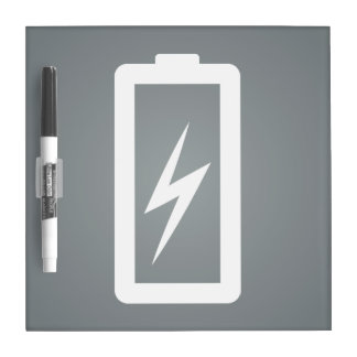 Eco Batteries Minimal Dry Erase Boards
