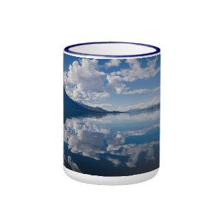 Eco Beauty Waters Blue Ringer Mug