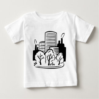 Eco buildings environment baby T-Shirt