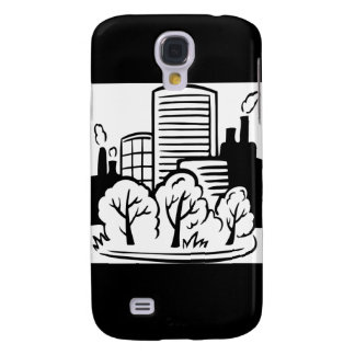 Eco buildings environment samsung galaxy s4 covers