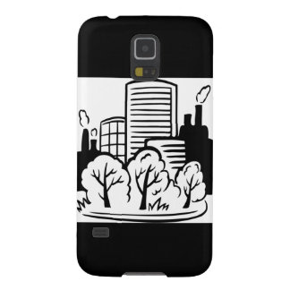 Eco buildings environment galaxy s5 cases