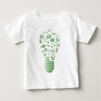 eco bulb baby T-Shirt