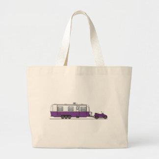 Eco Car Camper Canvas Bags
