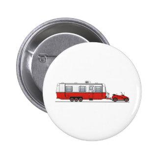 Eco Car Camper Pin