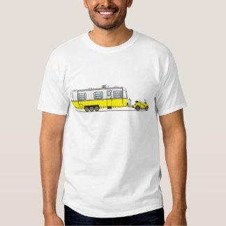 Eco Car Camper T Shirt