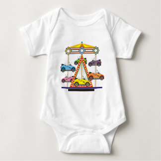 Eco Car Carrousel Infant Creeper