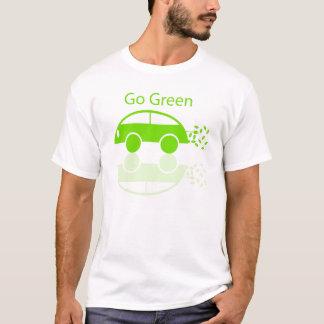 Eco Car Go Green t shirt