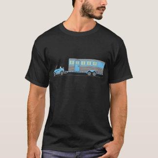 Eco Car Horse Trailer T-Shirt