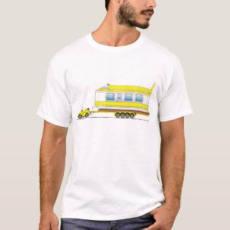 Eco Car House Boat T-Shirt