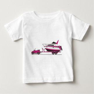 Eco Car Power Boat Baby T-Shirt