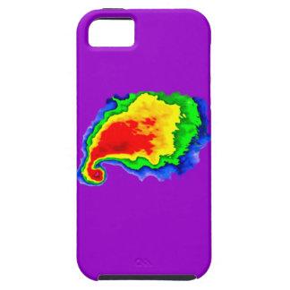 Eco del gancho iPhone 5 Case-Mate protectores