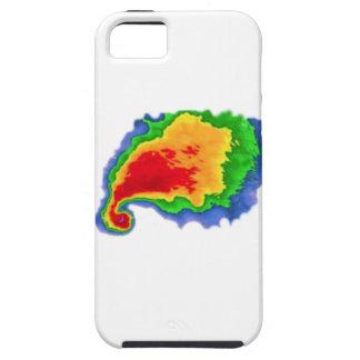 Eco del gancho iPhone 5 carcasa