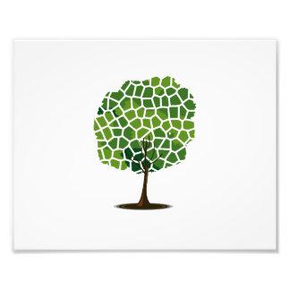 Eco design.png del modelo del verde de la jirafa d fotografías