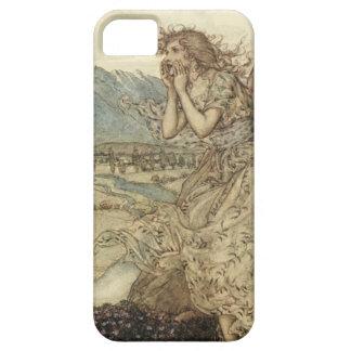 """""""Eco dulce"""" por el caso del iPod de Arturo Rackham iPhone 5 Case-Mate Protector"""