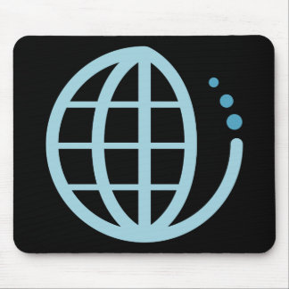 eco earth : conserve water mouse pad