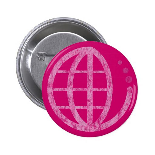 eco earth : mother earth 2 inch round button
