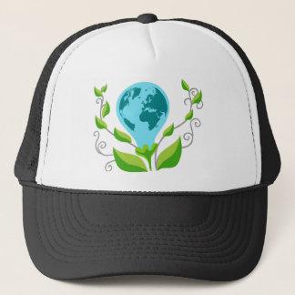 Eco Earth Trucker Hat