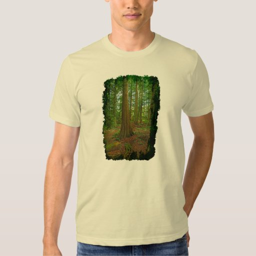 "Eco Forest ""Tree Hugger"" Nature-lover T-Shirt"