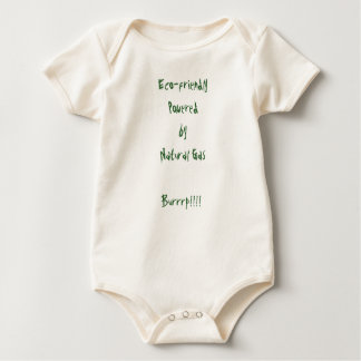 Eco-friendly Baby Bodysuit