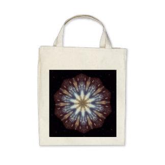 Eco-Friendly Big Bang Theory Kaleidoscope Reusable Tote Bag