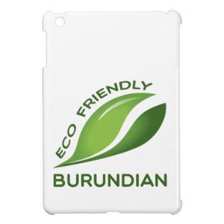 Eco Friendly Burundian. Case For The iPad Mini