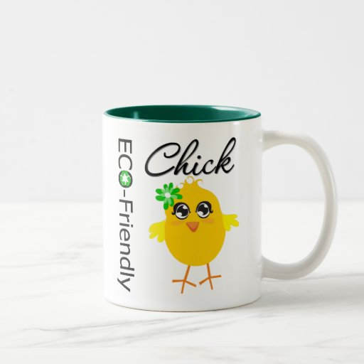 Eco-Friendly Chick Mug